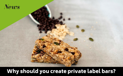Why should you create private label bars?