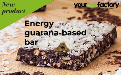 Energy guarana-based bar