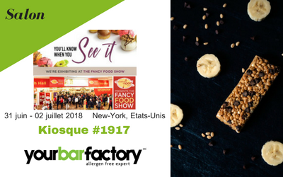 Salon Fancy Food Show 2018 – New York