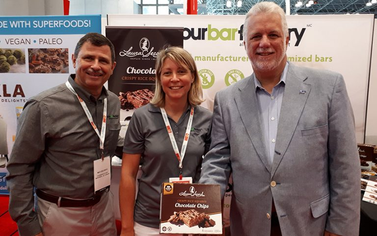 Fancy Food Show visit Philippe Couillard Yourbarfactory