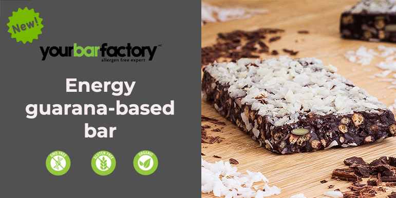 Guarana energy bar