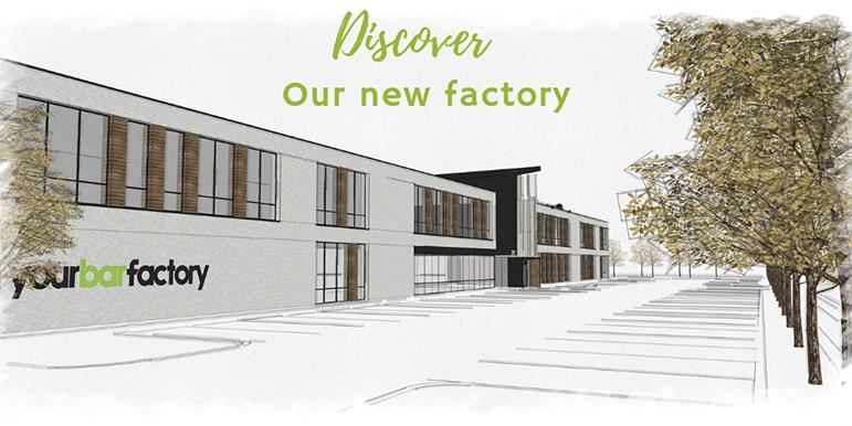yourbarfactory New factory work progress