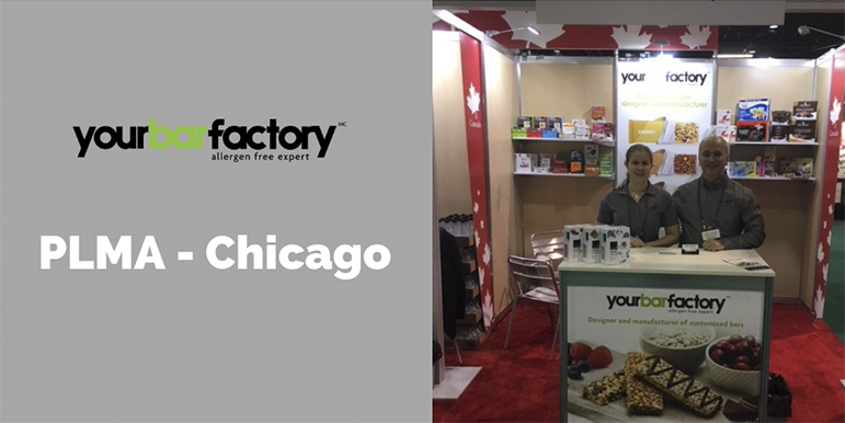 Yourbarfactory PLMA Chicago