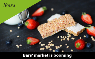Bars' market is booming