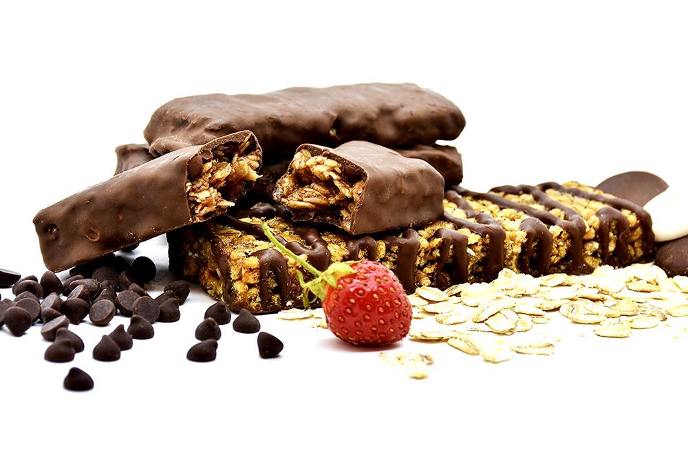 chocolate energy bar