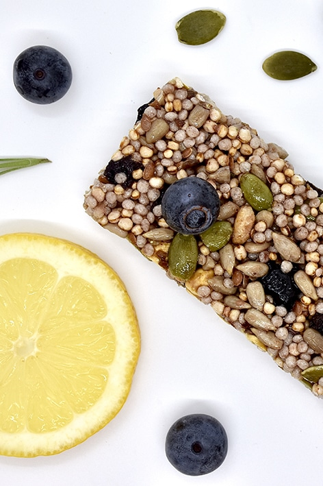 design your own protein bar