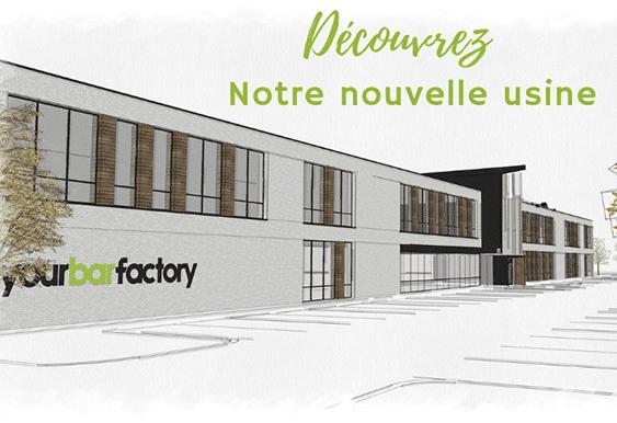 Nouvelle usine avancement travaux blogue